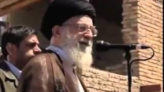 getlinkyoutube.com-August 11, 2012*16:53*Ayatullah Khamenei visits Earthquake region* East Azerbaijan Province.