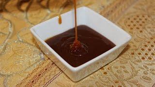 getlinkyoutube.com-Sauce caramel facile --------- صلصة الكارميل السهلة والذيذة