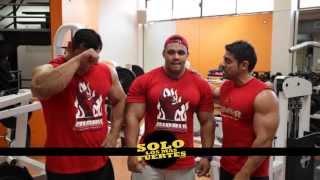 getlinkyoutube.com-Rutina de Biceps con Charro, Morriz y Pineda