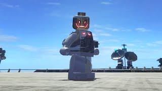 getlinkyoutube.com-LEGO Marvel Superheroes - Ultron (MOD)