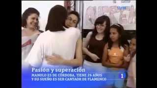 Reportaje en La Mañana - TVE1