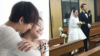 Rain and Kim Tae Hee are married + pictures from their beautiful wedding | Korean News