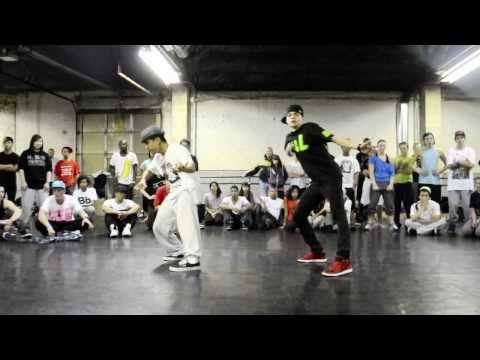 Ian Eastwood & Shaun Evaristo-Young Lions Workshop