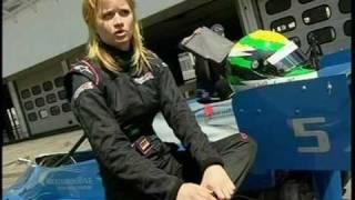 Christian Oliver Speed Racer