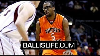 getlinkyoutube.com-Michael Jordan's Son Marcus Jordan Shows OUT At Nike Extravaganza In-front of Thousands