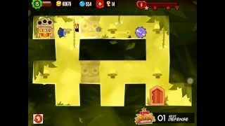 getlinkyoutube.com-GamePlay King of Thieves Best Defense 1