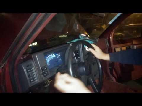 Chevrolet astro 88 ремонт рулевой колонки