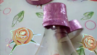 getlinkyoutube.com-DIY# 16 GIFT BOX FROM RECYCLED SODA BOTTLES