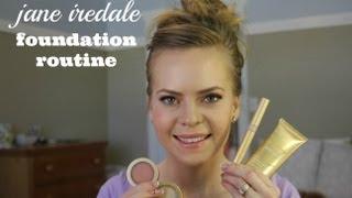 getlinkyoutube.com-Jane Iredale Foundation Routine