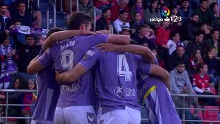 C.D NUMANCIA; REAL VALLADOLID, 3 (FINAL IDA PLAYOFF LIGA 17/18, 13-06-2018)