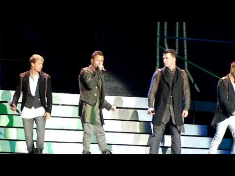 Westlife Farewell Tour, Sheffield - What Makes A Man