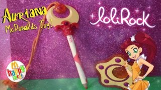 getlinkyoutube.com-Lolirock McDonald's Happy Meal Toy - Auriana!