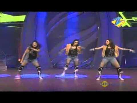 Dance Ke Superstars April 15 '11 - Vrushali, Bhavna & Alisha -BPa5kKTD5C8