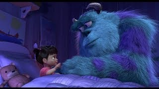 getlinkyoutube.com-Touching Goodbye Scene - Monsters Inc (Boo & Kitty)