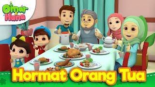 Lagu Kanak-Kanak Islam   Hormati Yang Tua   Omar & Hana