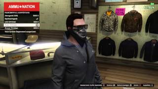 GTA Online Sniper Recon Outfit