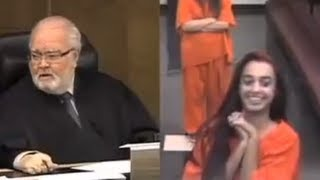 getlinkyoutube.com-Judge DESTROYS Ditzy Rich Girl