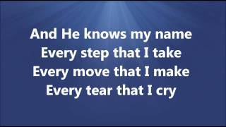 getlinkyoutube.com-He Knows My Name Gospel Version