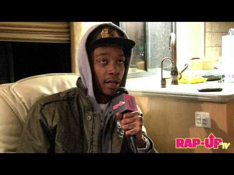 Wiz Khalifa Talks Cassie, Lil Wayne, and Super Bowl