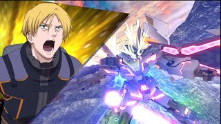 getlinkyoutube.com-Gundam Extreme Vs. Full Boost: Banshee Norn   Arcade Run