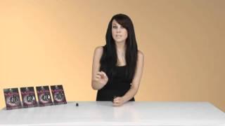getlinkyoutube.com-Death by Orgasm - Black Widow Spider Vibrator - Halloween Sex Toys