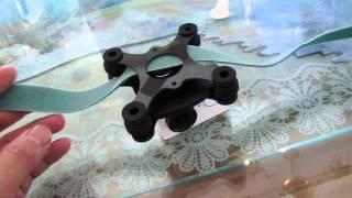 getlinkyoutube.com-DIY Camera Mount | Xiaomi Yi |  Syma X8C Quadcopter Drone