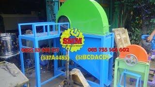 getlinkyoutube.com-Mesin Perajang Gedebog Pisang Super Jumbo - Pencacah Pelepah Batang Pisang Rumput Gajah Sawit