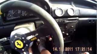 getlinkyoutube.com-Fiat Uno Turbo Vs Volkswagen Gol Nitro - On Board To Fiat Expo Carreras 2011