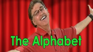 getlinkyoutube.com-Letter Sounds | Alphabet Song | Act Out The Alphabet | Phonics Song | Jack Hartmann