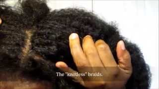 getlinkyoutube.com-Kinky vixen crochet braids 2015