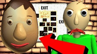 WHO ARE YOU?! Baldi's Basics in Education and Learning