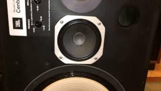 getlinkyoutube.com-Loa JBL L100 Century thẳng hàng + Amply Lucman 505f