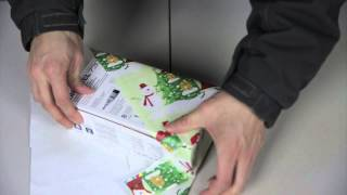Japan Gift Wrapping Hack Explained | BeatTheBush