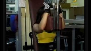 getlinkyoutube.com-المرأة الحديدية أول عربية تمارس رياضة كمال الأجسام