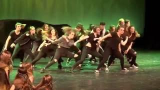 Sosta Tanzzentrum