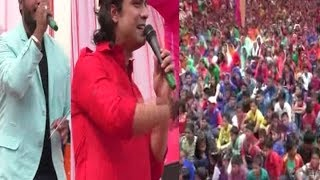 सांस्कृतिक बिस्सू मेले में बालीवुड सिंगर समेत लोक गायकों ने दी शानदार प्रस्तुति