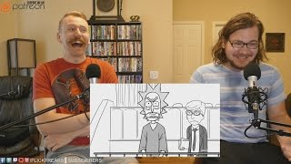 getlinkyoutube.com-State Of Georgia Vs. Denver Fenton Allen| Rick & Morty (Reaction & Review)