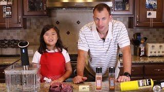 Vivi's Cooking Show - Sous Vide Fillet