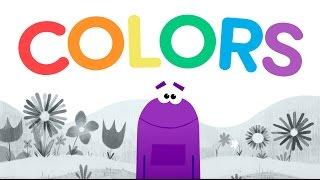 """StoryBots Super Songs,"" Episode 3, Part 2: ""Colors"""