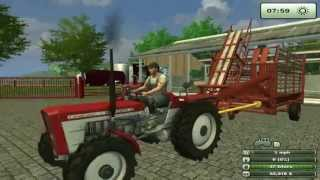 getlinkyoutube.com-Farming Simulator Saturday    Lots of new old skool tractors mods barley and potato