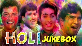 getlinkyoutube.com-Best Bollywood Holi Songs - Festival Of Colors Special - Superhit Hindi Songs