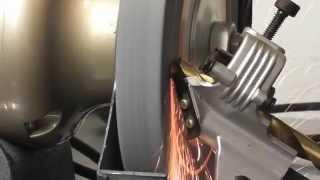 getlinkyoutube.com-Drill Doctor V.S. Craftsman Drill Jig