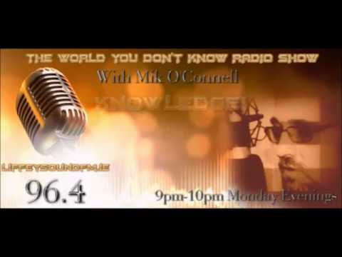The World You Don't Know Radio Show featuring William James McGuire
