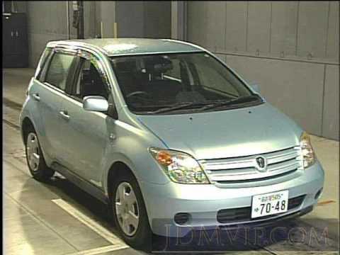 2003 TOYOTA IST F L-ED NCP60