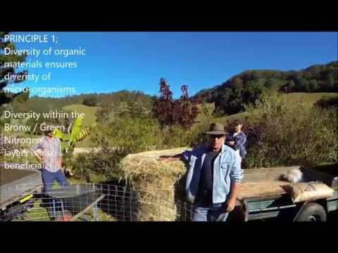 Permaculture Composting with Paul Taylor