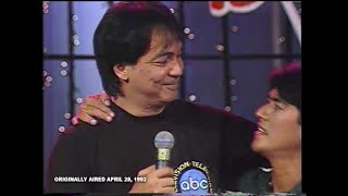 Joey De Leon Sings at Vic's Birthday 1992