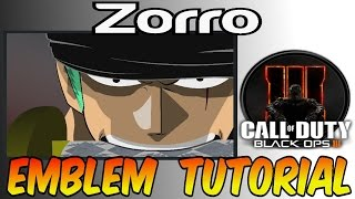 getlinkyoutube.com-Black Ops 3 Emblem Tutorial Zorro