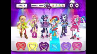 getlinkyoutube.com-[MLP:FiM] Equestria Girls: Repeat the Beat [Gameplay]