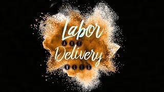 getlinkyoutube.com-Labor & Delivery   Natural Birth VLOG   Baby Z