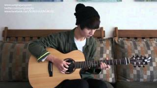 getlinkyoutube.com-Katy Perry Roar   Sungha Jung